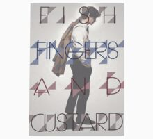 fish fingers and custard by morganbryant