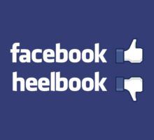 Heelbook by theJackanape