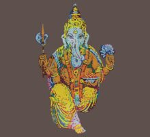 Ganesha digital - 2012 as tshirt by karmym