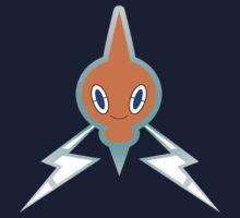Pokemon - Rotom  by zefiru