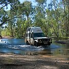 Gregory River Crossing, Riversleigh, North Queensland by Adrian Paul