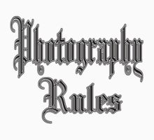 photography rules by dedmanshootn