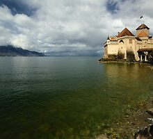 Chateau de Chillon by Irina Chuckowree
