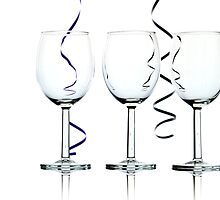 Wine Glasses by BlinkImages