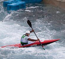 Daniele Molenti - gold medal - 2012 London Olympics by John Corson Photography