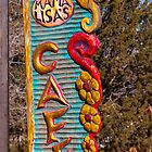 Cafe in Madrid, New Mexico by photocat1311