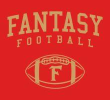 Fantasy Football 2 by DetourShirts