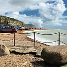 Hastings Shore  by Anthony  Poynton