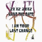 2012 Save The Date - NEW Ed. by vampyba