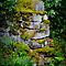 Mossy Wall End by Colin Metcalf