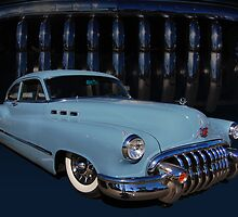 50 Buick waterfall by WildBillPho