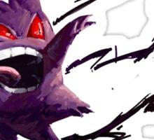 Pokemon - Gengar Sticker