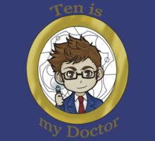 The 10th Doctor is my Doctor by hellredsky