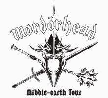MordorHead (B) by neizan