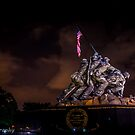Iwo Jima Memorial by chrisfb1