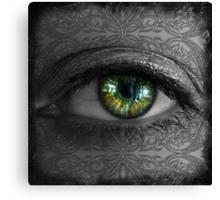 Hypnotic Visions Canvas Print