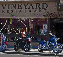 Vineyard Restaurant by rjpmcmahon