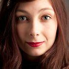 Portrait by Maisie Sinclair