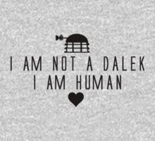 I am not a Dalek. by Frazer Varney