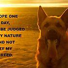 Deed Not Breed by Lou Wilson