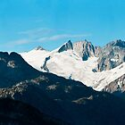 Afternoon in the Alps by UniSoul