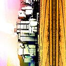 Agriculture / Industrialization, Apple iphone 4 4s, iPhone 3Gs, iPod Touch  by lapart