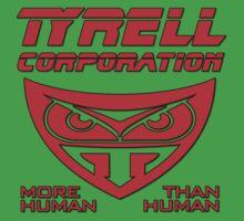 Blade Runner Tyrell Corporation Kids Clothes