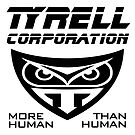 Blade Runner Tyrell Corporation by gleekgirl