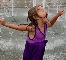 Fountain Fun by Amy Herrfurth