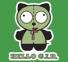 HELLO G.I.R. in Costume parody by M. E. GOBER