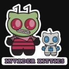 INVADER KITTIES parody by M. E. GOBER