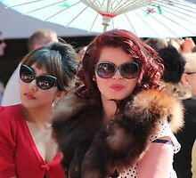 Being a Pussycat ~ 50's Fair Sydney 2012  by RIVIERAVISUAL