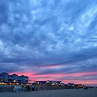 Bethany Beach Sunset by KellyHeaton