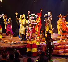 Festival of the Lion King by Ray Chiarello