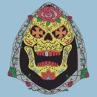 Sugarskull Skelly by Brad linf