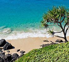 Secret Beach by Tim Jordan