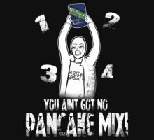 NDA Pancake Mix T-Shirt by TygerSalt