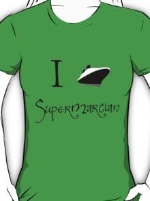 I Ship Supermartian! T-Shirt