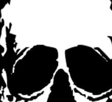 Headbanger Skull Sticker