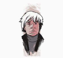 Andy Warhol by Cloxboy