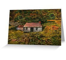 """The Bothy"" Greeting Card"