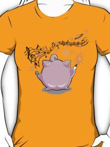 "Jiggly-Butt ""I do what I want"" T-Shirt"