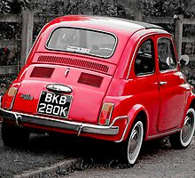 Fiat 500L by Andrew Cooper