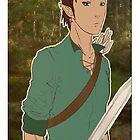 Anime guy by ElizaBee
