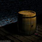 My cellar and my barrel by VirtualArtist