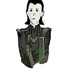 Loki by greenfinch