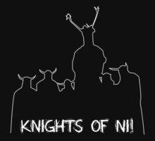 Knights of Ni by Vuce