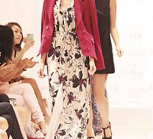 Rachael Zoe showcases new her '2012 Fall Designs'  by Stung  Photography
