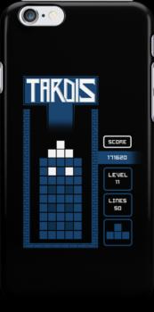 The Tetris lord! by GordonBDesigns