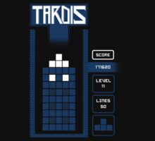 The Tetris lord! by GordonBDesigns